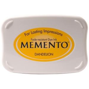 Tsukineko Memento Pads: Dandelion