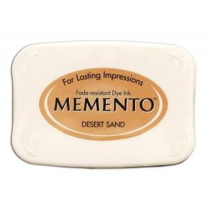 Tsukineko Memento Pads: Desert Sand
