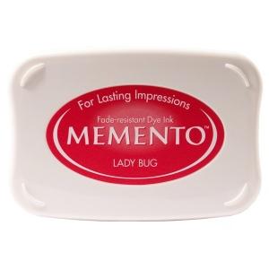 Tsukineko Memento Pads: Lady Bug