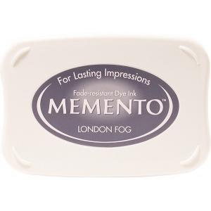 Tsukineko Memento Pads: London Fog