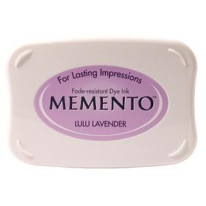 Tsukineko Memento Pads: LuLu Lavender