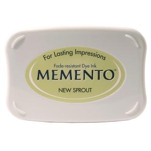 Tsukineko Memento Pads: New Sprout