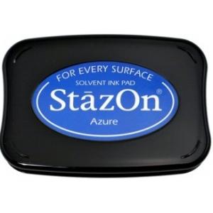 Tsukineko StazOn Pads: Azure