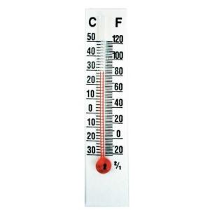 Stanislaus Imports, Inc. Mini Thermometer: 25mm, 12pc