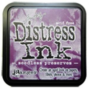 Ranger Tim Holtz Distress Pad: Seedless Preserves, Fall Edition