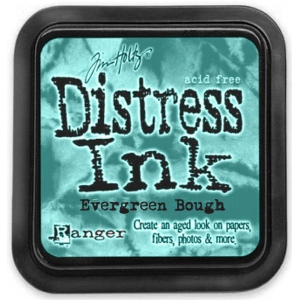 Ranger Distress Pads by Tim Holtz: Evergreen Bough