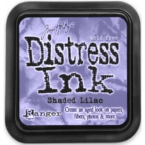 Ranger Distress Pads by Tim Holtz: Shaded Lilac