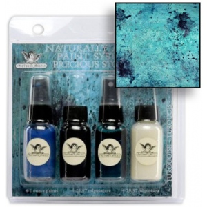 Tattered Angels Paint System Precious Stone: Turquoise