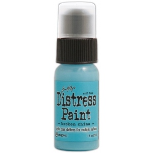 Ranger Tim Holtz Distress Paint: Broken China