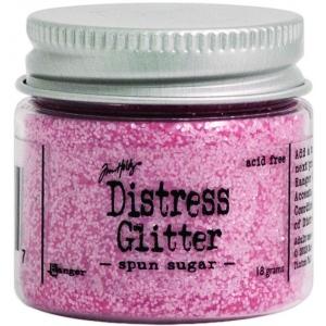 Ranger Tim Holtz Distress Glitter: Spun Sugar
