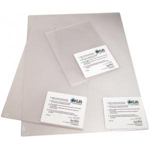 "Akua 12"" x 16"" Printmaking Plates 3-Pack; Material: Plastic; Size: 12"" x 16""; Type: Plates; (model PET1216), price per pack"