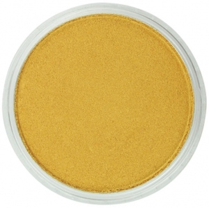 PanPastel® Ultra Soft Artists' Painting Pastel Rich Gold 9ml; Color: Metallic; Format: Pan; Type: Soft; (model PP29115), price per each