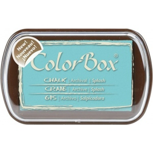 Clearsnap ColorBox Chalk Inkpads: Splash
