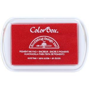 Clearsnap ColorBox Doodlebug Design Pigment Inkpads: Ladybug
