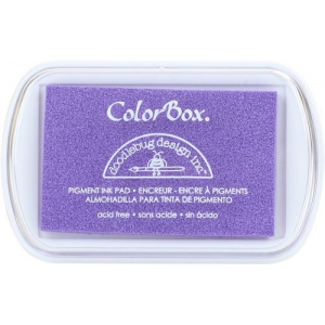 Clearsnap ColorBox Doodlebug Design Pigment Inkpads: Lilac