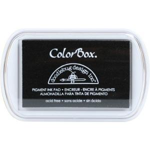 Clearsnap ColorBox Doodlebug Design Pigment Inkpads: Beetle Black