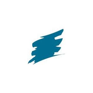 Prismacolor® Premier Art Marker Peacock Blue: Black/Gray, Double-Ended, Dye-Based, Extra Broad Nib, Medium Nib, (model PM125/BX), price per box