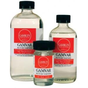 Gamblin 16 oz. Picture Varnish: 16 oz, Varnish, (model G10516), price per each