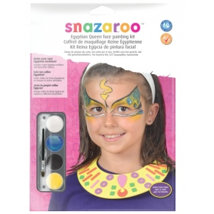 Snazaroo™ Role Play Egypt Face Painting Kits; Color: Multi; Type: Face Painting; (model 1184017), price per set
