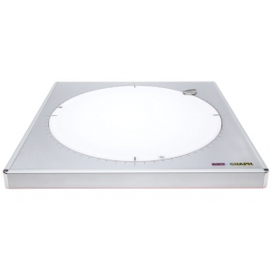 "Artograph® LightPad Revolution® 12 3/4"" LED Revolving Work Surface; Color: White/Ivory; Size: 12 3/4""; Type: Pad; (model 225-960), price per each"