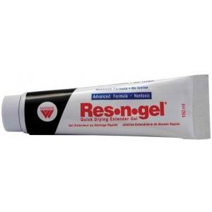 Weber® Res-n-gel® Quick Drying Extender Gel: 150 ml, Gel, (model W2761), price per each