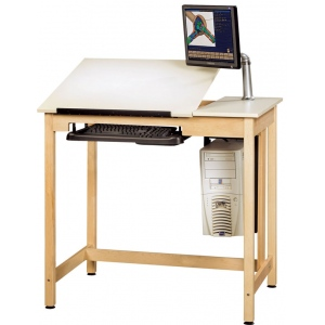 Shain Deluxe Drawing Table System