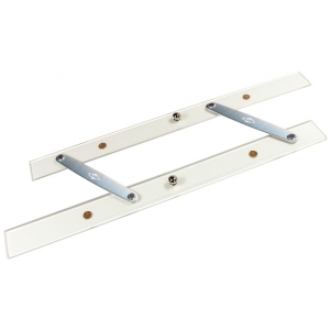 "Alvin® 15"" Folding Parallel Rule: Clear, 15"", Parallel Rules, (model A1500-15), price per each"