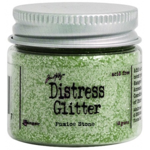 Ranger Tim Holtz Distress Glitter: Pumice Stone