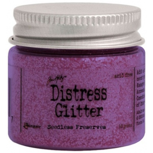 Ranger Tim Holtz Distress Glitter: Seedless Preserves