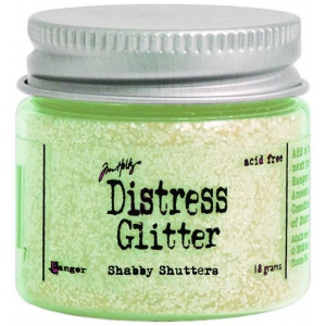 Ranger Tim Holtz Distress Glitter: Shabby Shutters