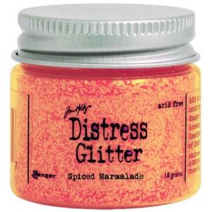 Ranger Tim Holtz Distress Glitter: Spiced Marmalade