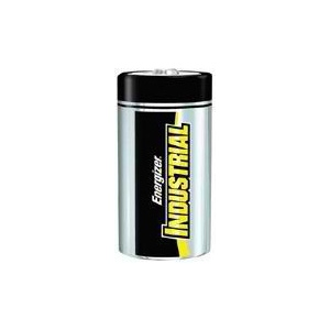Energizer Industrial Batteries: D, Pack of 12