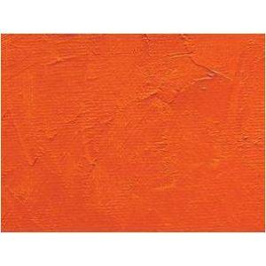 Gamblin Artists' Grade Oil Color 150ml Permanent Orange: Orange, Tube, 150 ml, Oil, (model G2505), price per tube