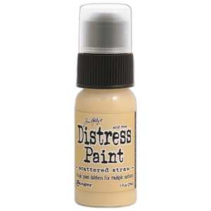 Ranger Tim Holtz Distress Paint Scattered Straw