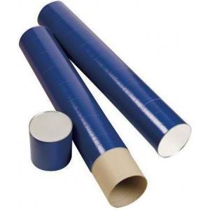 "Alvin® Indigo Fiberboard Tubes 43""; Color: Purple; Diameter: 5 1/2""; Length: 43""; Material: Fiberboard; (model T420-43/BX), price per box"