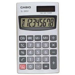 Casio SL-300V Calculator