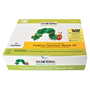Canson® The World of Eric Carle® The Very Hungry Caterpillar Create Your Own Storybook Kit; (model C100511043), price per each