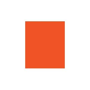 Akua Intaglio™ Printmaking Ink 8oz Pyrrole Orange; Color: Orange; Format: Jar; Ink Type: Water-Based; Size: 8 oz; (model IIPO), price per each