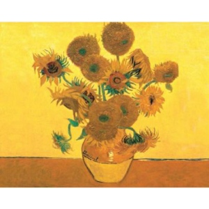 Reeves™ Large Painting By Numbers Sunflowers, (model PBNACL9), price per each