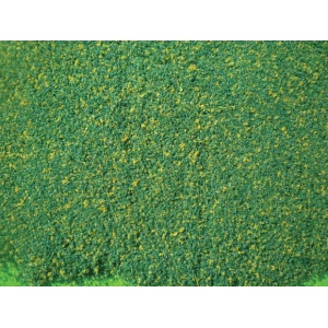 "Wee Scapes™ Architectural Model 25"" x 34"" Blended Green Grass Mat; Color: Green; Format: Sheet; Size: 25"" x 34""; Type: Grass Mat; (model WS00366), price per each"