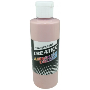 Createx™ Airbrush Paint 4oz Peach; Color: Red/Pink; Format: Bottle; Size: 4 oz; Type: Airbrush; (model 5125-04), price per each