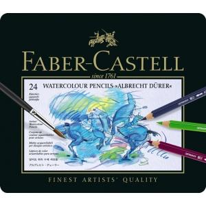 Faber-Castell Albrecht Durer Artists' Watercolour Pencil: Tin of 24