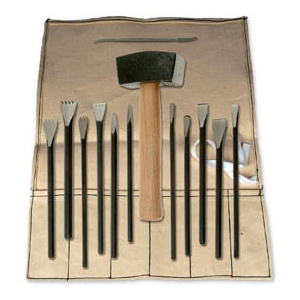 Sculpture House Professional Stone Carvers Set