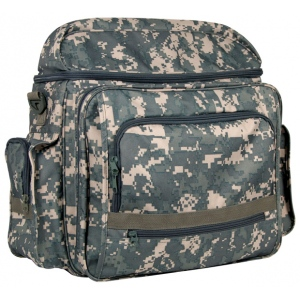 "Heritage Arts™ Traveler Artist Backpack Forest Camo: Green, Canvas, 6""d x 12""w x 15""h, (model PACK-A), price per each"