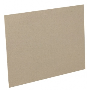 """Fredrix® 32"""" x 40"""" Mounting Board; Color: Brown; Size: 32"""" x 40""""; Thickness: .045""""; Type: Mounting Board; (model T7330), price per each"""