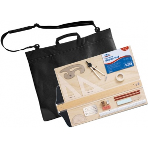 Alvin® SD404 Drawing Outfit: Drawing and Geometry Set, (model SD404), price per each