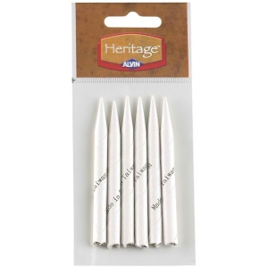 "Heritage Arts™ Tortillions Medium 6-Pack; Size: 9/32"" x 3""; Type: Tortillion; (model TORT-M), price per pack"