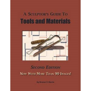 Sculpture House Book: Guide to Tools and Materials Second Edition by Bruner F. Barrie
