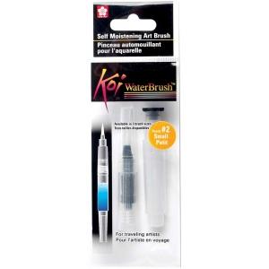 Koi™ Water Brush Small: Nylon, Round, (model 38550), price per each