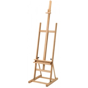 Heritage Arts™ Magellan H-Frame Wooden Easel: Wood, Artist, (model HWE150), price per each